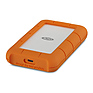 4TB Rugged USB 3.0 Type-C External Hard Drive Thumbnail 3