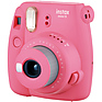 Instax Mini 9 Instant Film Camera (Flamingo Pink) Thumbnail 1