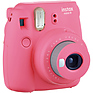 Instax Mini 9 Instant Film Camera (Flamingo Pink) Thumbnail 2