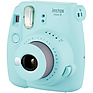Instax Mini 9 Instant Film Camera (Ice Blue) Thumbnail 1