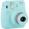 Instax Mini 9 Instant Film Camera (Ice Blue) Thumbnail 2