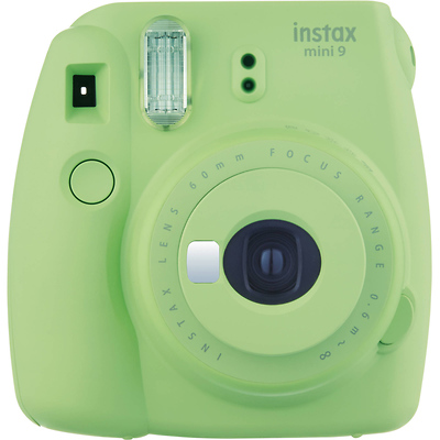 Instax Mini 9 Instant Film Camera (Lime Green) Image 0