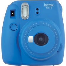Instax Mini 9 Instant Film Camera (Cobalt Blue) Image 0