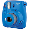 Instax Mini 9 Instant Film Camera (Cobalt Blue) Thumbnail 1