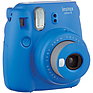 Instax Mini 9 Instant Film Camera (Cobalt Blue) Thumbnail 2