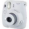 Instax Mini 9 Instant Film Camera (Smokey White) Thumbnail 1