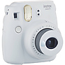 Instax Mini 9 Instant Film Camera (Smokey White) Thumbnail 2