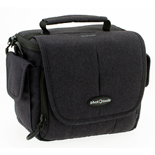 Pacific Series Large Mirrorless Camera Bag (Black) Image 0