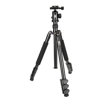 ET-1004 Aluminum Tripod with E-10 Ball Head Image 0