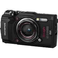 TG-5 Digital Camera (Black) Image 0