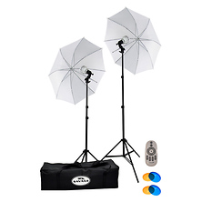 500W LED Studio Light Kit Image 0