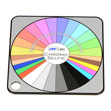 Chroma-Selfie Field Chart (Pocket) Image 0