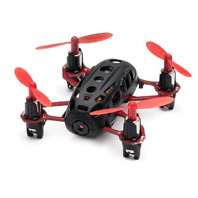 H111C Q4 Nano Quadcopter with Built-in Camera (Black) Image 0
