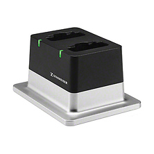 CHG 2 2-Bay Table Top Charger for Sennheiser Wireless D1 Series Image 0