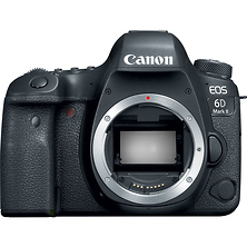 EOS 6D Mark II Digital SLR Camera Body Image 0