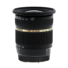 AF 10-24mm f / 3.5-4.5 DI II Zoom Lens - Sony Mount - Open Box Image 0