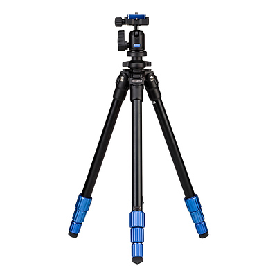 Slim Aluminum-Alloy Tripod with Ball Head Image 0