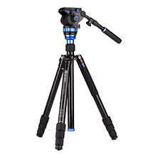 Aero7 Travel Video Aluminum Tripod Image 0