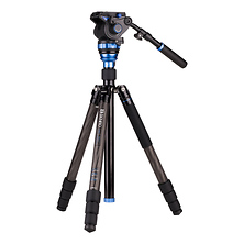 Aero 7 Travel Video Carbon Fiber Tripod Image 0