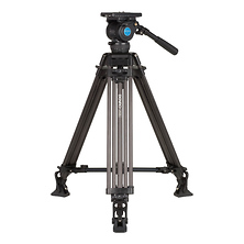 C673TM Carbon Fiber Tandem-Leg Video Tripod (75mm Bowl) Image 0