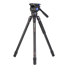 Aluminum Tripod Kit with BV8H Head (75mm) Image 0