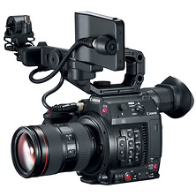 EOS C200 EF Cinema Camera and 24-105mm Lens Kit Image 0