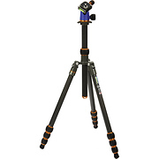 Punks Series Billy Carbon-Fiber Tripod with AirHed Neo Ball Head