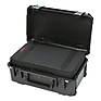 iSeries 2011-7 Case with Removable Zippered Divider Interior (Black) Thumbnail 5