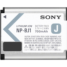 NP-BJ1 Rechargeable Lithium-Ion Battery Image 0