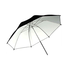 40 In. Reflector Umbrella (Black/White) Image 0
