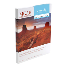17 x 22 In. Moab Entrada Rag Textured 300 Paper (25 Sheets) Image 0