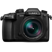 Lumix DC-GH5 Mirrorless Micro Four Thirds Digital Camera with 12-60mm Lens