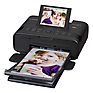 SELPHY CP1300 Compact Photo Printer (Black) Thumbnail 5