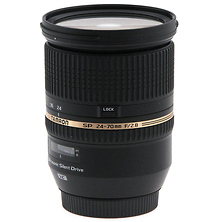 SP 24-70mm f/2.8 DI VC USD Lens - Canon - Open Box Image 0