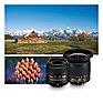 Landscape & Macro 10-20mm f/4.5-5.6 & 40mm f/2.8 Two Lens Kit Thumbnail 2