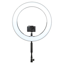 Bi-Color LED Ring Light (19 In.) Image 0