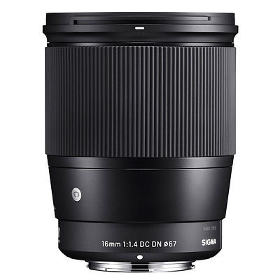 16mm f/1.4 DC DN Contemporary Lens for Sony Image 0