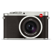 Q (Typ 116) Digital Camera (Silver Anodized)