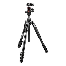Befree Advanced Travel Al Tripod with Ball Head (Lever Locks, Black) Image 0