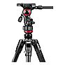 Befree Live Video Tripod Kit with Twist Leg Locks Thumbnail 2