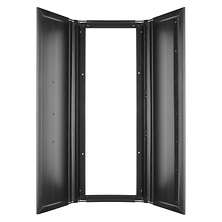 Flex Barndoor System (1 x 3 ft.) for Flex LED Lights Image 0