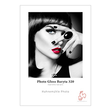 Photo Gloss Baryta 320 Paper (8.5 x 11 In. 25 Sheets) Image 0