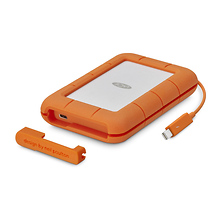 2TB Rugged Thunderbolt USB-C Mobile HDD Image 0