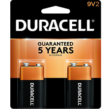 Coppertop 9 Volt Battery (2 Pack) Image 0