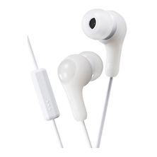 HA-FX7M Gumy Plus Inner-Ear Headphones (White) Image 0