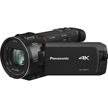 HC-WXF1 4K UHD Camcorder with Twin & Multi-Cam Capture Image 0