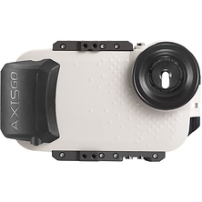 AxisGO Water Housing for iPhone 7 Plus or 8 Plus (Seashell White) Image 0