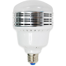 50 Watt Bi-Color LED Light Bulb Image 0