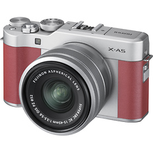 X-A5 Mirrorless Digital Camera with 15-45mm Lens (Pink) Image 0