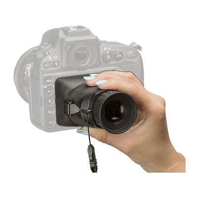 HoodLoupe Outdoor LCD Viewfinder for 3 In. Screens Image 0